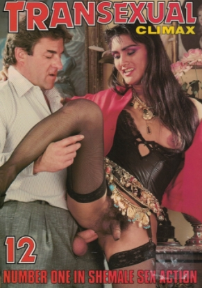 Transexual Climax - Number 12 August 1991